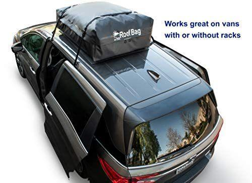 """<p><strong>RoofBag</strong></p><p>amazon.com</p><p><strong>$123.00</strong></p><p><a href=""""https://www.amazon.com/dp/B00M0CBV9U?tag=syn-yahoo-20&ascsubtag=%5Bartid%7C10050.g.20901668%5Bsrc%7Cyahoo-us"""" rel=""""nofollow noopener"""" target=""""_blank"""" data-ylk=""""slk:Shop Now"""" class=""""link rapid-noclick-resp"""">Shop Now</a></p><p>For any supplies that can't be crammed into the trunk, outsource to the top of your car. Come rain or shine, this durable bag will keep your necessities intact and protected from the elements.</p>"""
