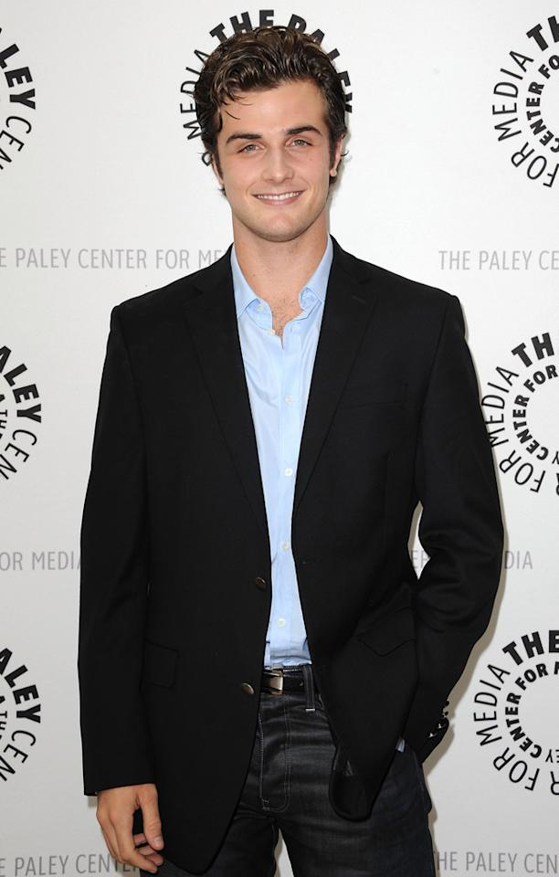 """Beau Mirchoff arrives at the Season 2 premiere screening of """"Awkward"""" at The Paley Center for Media on June 21, 2012 in Beverly Hills, California."""