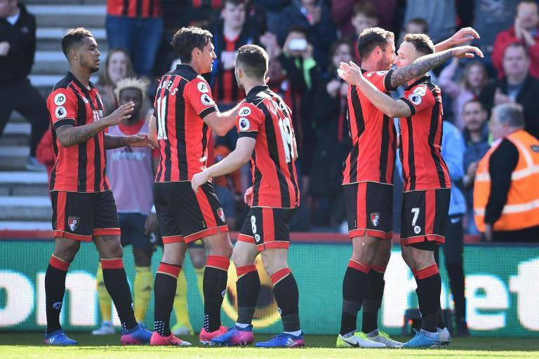 Bournemouth 4 Middlesbrough 0: Boro sink towards relegation after Cherries thrashing