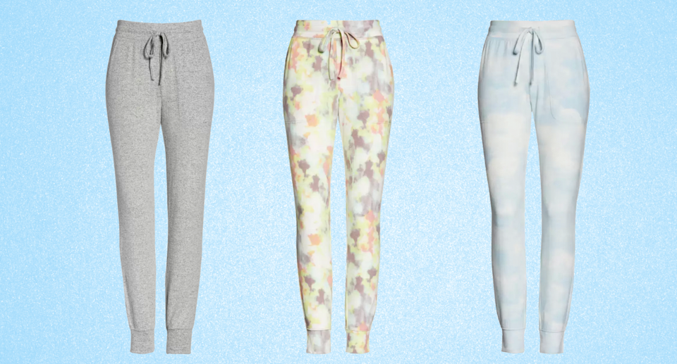 These Comfy Joggers are on sale now in the Nordstrom Anniversary Sale.