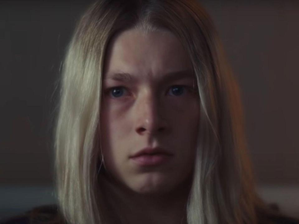 Schafer stars as Jules Vaughn in HBO's gritty teen dramaHBO