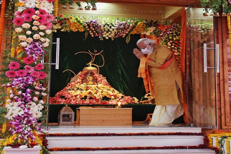 Divided by Inequalities & Worsened by Covid-19, How Modi Unified India with Promise of Utopian Ram Rajya