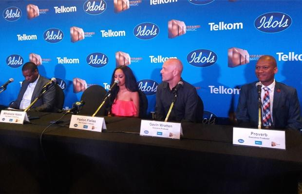 Idols SA: Paxton sings her way to the top