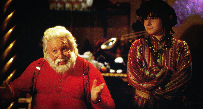 Movie still from 'The Santa Clause'