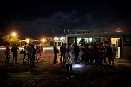 Honduras says not considering safe third country migration deal with U.S.