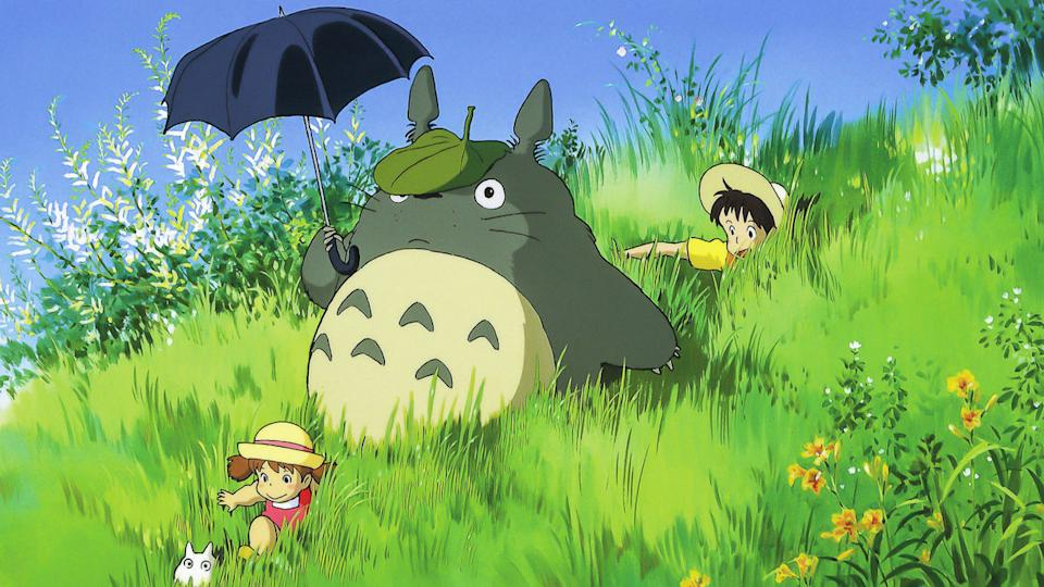 'My Neighbour Totoro'. (Credit: Ghibli)