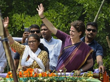 Priyanka Gandhi won't contest from Varanasi: Congress gen secy wants to focus on all 41 seats in UP as 'advised' by senior party leaders