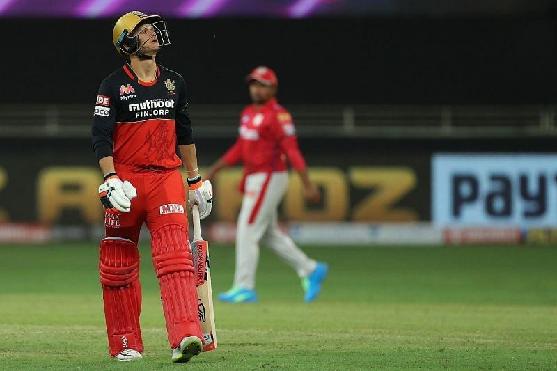 IPL 2020: Joshua Philippe could not get going in the match against Kings XI Punjab (Image Credits: IPLT20.com)