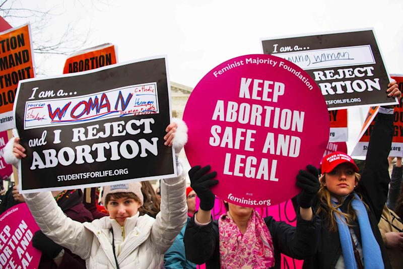 Advocacy Group Launches Website to Help Women Safely Self-Induce Abortions