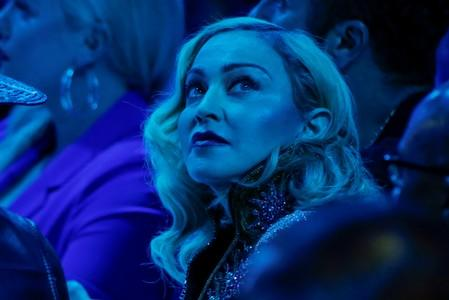 FILE PHOTO: Singer Madonna attends the 30th annual GLAAD awards ceremony in New York City, New York