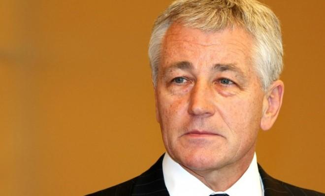 Conservative critics say former Sen. Chuck Hagel (R-Neb.) isn't a strong enough supporter of Israel.