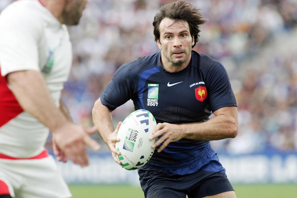 Dominici's final France appearance came at the 2007 World Cup on home soilAFP via Getty
