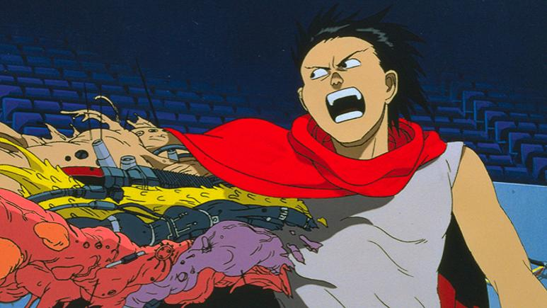 Katsuhiro Otomo's 1988 anime 'Akira' is considered to be a classic of the cyberpunk genre. (Credit: Toho)