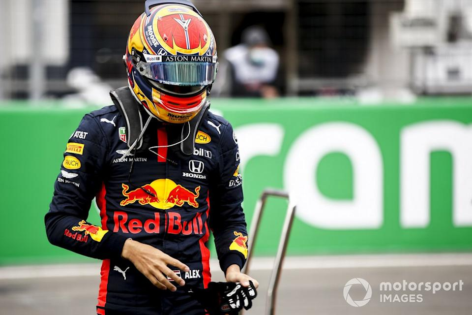 "Alex Albon, Red Bull Racing<span class=""copyright"">Andy Hone / Motorsport Images</span>"