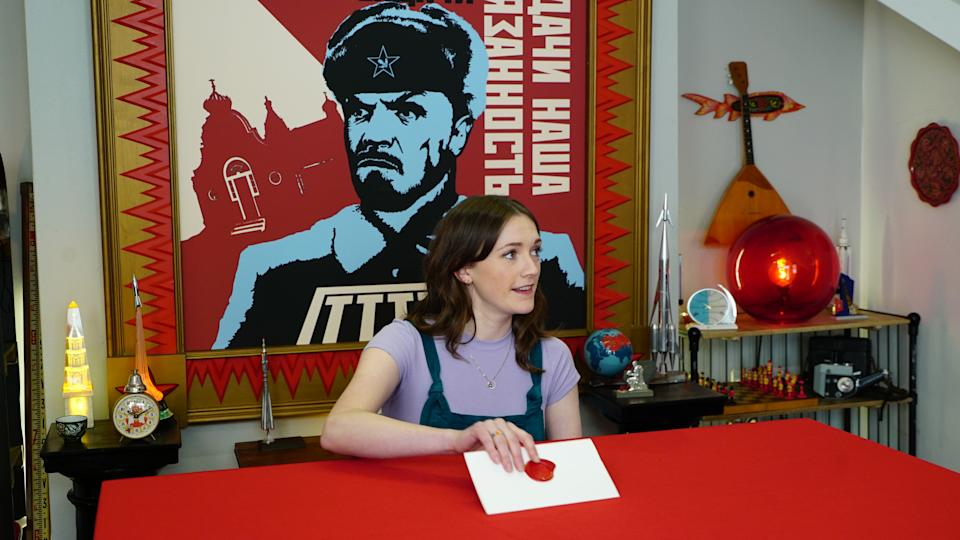 Charlotte Ritchie in Taskmaster Series 11 (Channel 4)