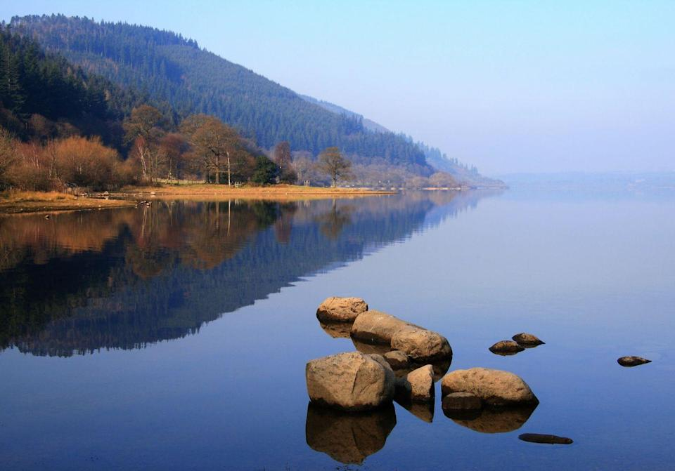 """<p><strong>Walking distance:</strong> 15 miles</p><p>Bassenthwaite is a playground for nature-lovers with osprey often visiting the lake, which is the most northerly in the Lake District. The lake walk takes in Dodd Wood, on the slopes of Skiddaw, where you'll find a viewing platform for the osprey. And if you get to the summit of Dodd Fell, you'll certainly appreciate the views. See the walk details at <a href=""""http://www.gps-routes.co.uk/routes/home.nsf/routeslinkswalks/bassenthwaite-lake-walking-route"""" rel=""""nofollow noopener"""" target=""""_blank"""" data-ylk=""""slk:gps-route.co.uk"""" class=""""link rapid-noclick-resp"""">gps-route.co.uk</a>.</p><p><strong>Where to stay:</strong> Situated in 400 acres of deer park and woodland, <a href=""""https://go.redirectingat.com?id=127X1599956&url=https%3A%2F%2Fwww.booking.com%2Fhotel%2Fgb%2Farmathwaitehall.en-gb.html%26label%3Dlake-district-walks&sref=https%3A%2F%2Fwww.goodhousekeeping.com%2Fuk%2Flifestyle%2Ftravel%2Fg34597843%2Flake-district-walks%2F"""" rel=""""nofollow noopener"""" target=""""_blank"""" data-ylk=""""slk:Armathwaite Hall Hotel & Spa"""" class=""""link rapid-noclick-resp"""">Armathwaite Hall Hotel & Spa</a> is a grand and spoiling base for a weekend in the Lakes. Pamper yourself at the spa, or jump in the heated outdoor pool for a soak with scenery. An exquisite <a href=""""https://www.goodhousekeeping.com/uk/lifestyle/travel/a34023226/country-house-hotels/"""" rel=""""nofollow noopener"""" target=""""_blank"""" data-ylk=""""slk:country house hotel"""" class=""""link rapid-noclick-resp"""">country house hotel</a>, think tea on the terrace in summer, and crackling fireside drinks on squishy sofas in winter.</p><p><a href=""""https://www.goodhousekeepingholidays.com/offers/lake-district-bassenthwaite-armathwaite-hall-hotel-spa"""" rel=""""nofollow noopener"""" target=""""_blank"""" data-ylk=""""slk:Read our review of Armathwaite Hall Hotel & Spa."""" class=""""link rapid-noclick-resp"""">Read our review of Armathwaite Hall Hotel & Spa.</a></p><p><a class=""""link rapid-noclick-resp"""" href=""""https://go.redirectingat.com"""