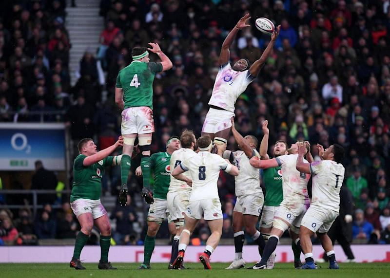 This is Ireland's third Grand Slam (Getty Images)