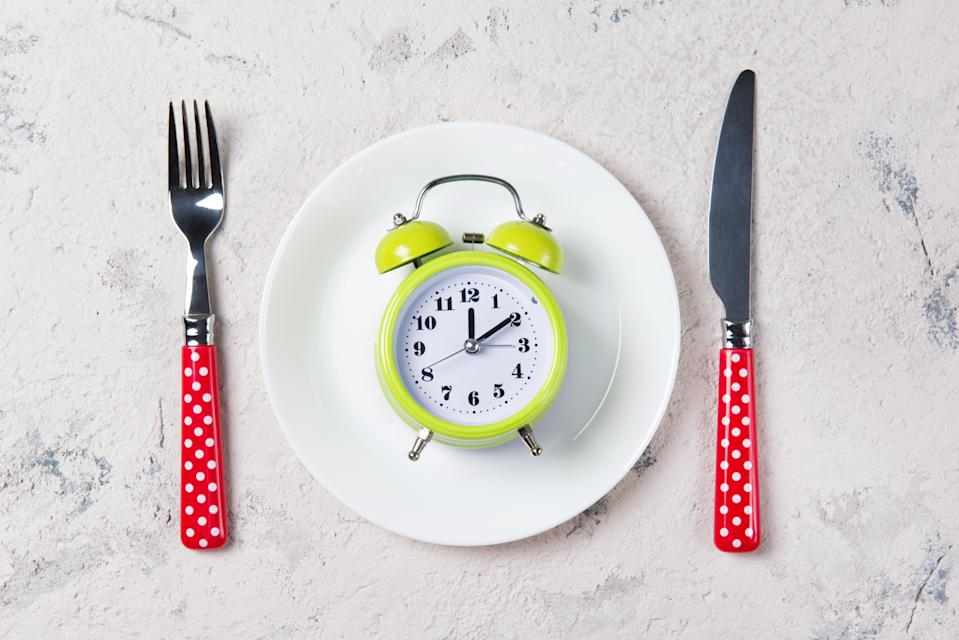 The 16:8 diet involves fasting for 16 hours a day and eating what you like for eight [Photo: Getty]