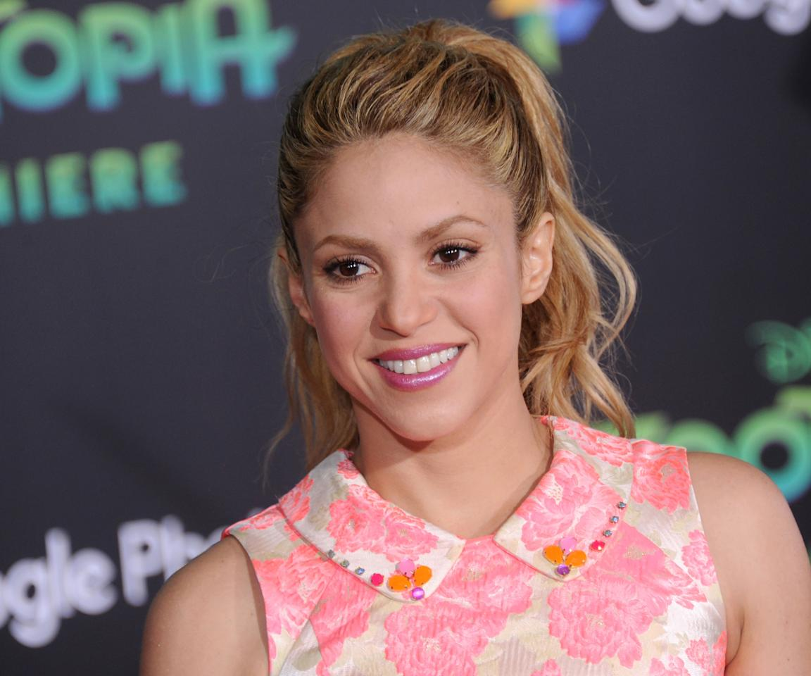 <p>OK, seriously: Have you seen Shakira lately? While she's always looked amazing, her health and fitness game is straight fire these days. It's not by accident—Shakira works seriously hard. Lucky for the rest of us, her trainer has spilled her secrets here and there. Here are the health habits Shakira swears by. </p>
