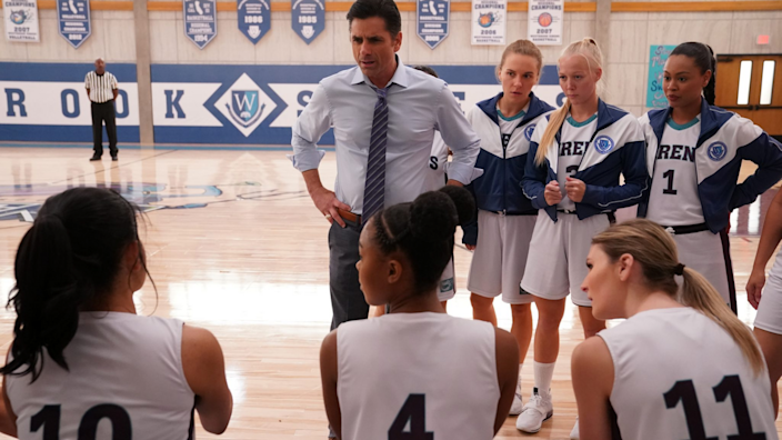 John Stamos will need to learn a new coaching style in 'Big Shot.'
