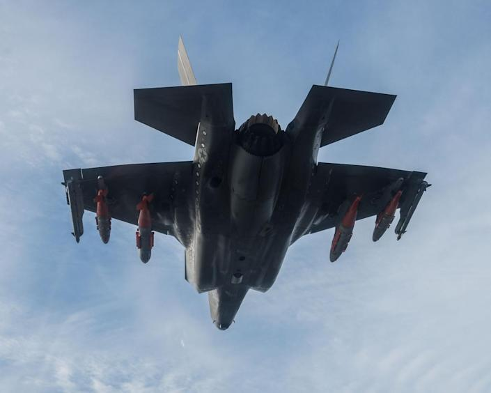 What If Iran Could Take down the F 35?