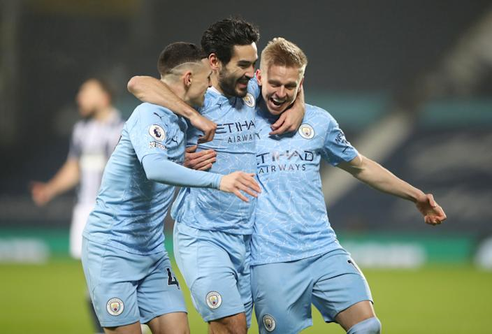 Manchester City have been crowned Premier League champions (Getty Images)