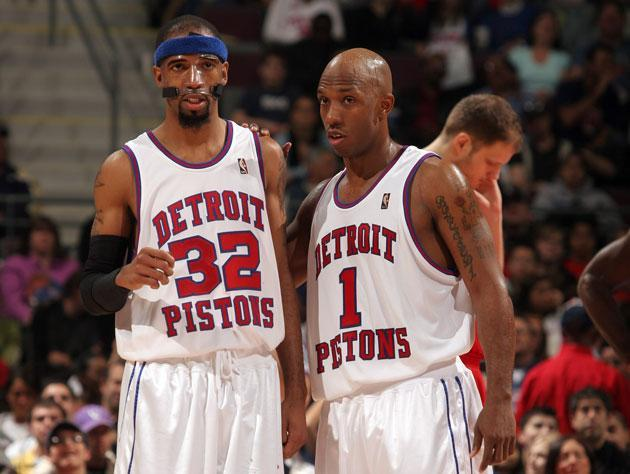 Richard Hamilton talks about the terrible day that the Pistons dealt Chauncey Billups