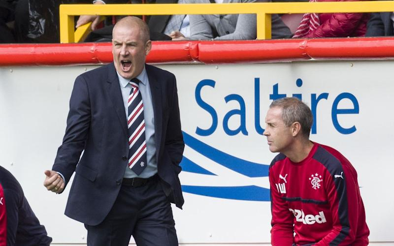 Warburton and Weir claim they were forced out at Rangers - Credit: rex features