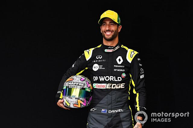 "#3: Daniel Ricciardo (Renault) <span class=""copyright"">Mark Sutton / Motorsport Images</span>"