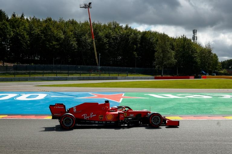 Ferrari trapped in a 'storm' as home race looms concedes Binotto