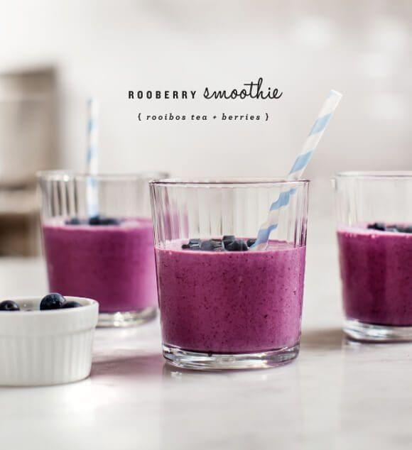 """<p>This easy smoothie is naturally sweet, so it tastes like dessert without all the added sugar. </p><p><a class=""""link rapid-noclick-resp"""" href=""""https://www.loveandlemons.com/blueberry-smoothie/"""" rel=""""nofollow noopener"""" target=""""_blank"""" data-ylk=""""slk:Get the recipe"""">Get the recipe</a></p>"""
