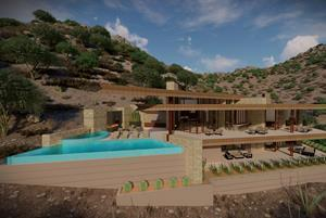 This dramatic award winning architectural design celebrates the natural beauty of the Sonoran Desert, while maximizing peace and tranquility.