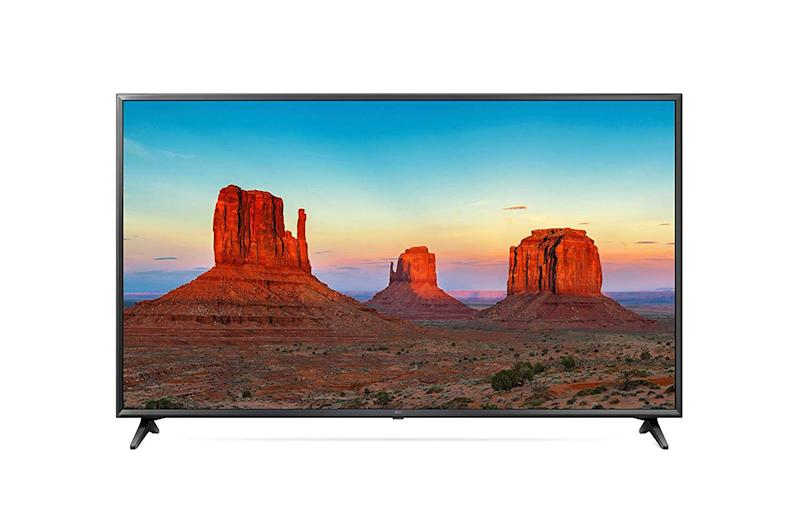 "LG 55UK6300 55"" 4K Ultra HD Led Television. Image via Amazon."