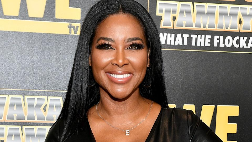 Kenya Moore, star of