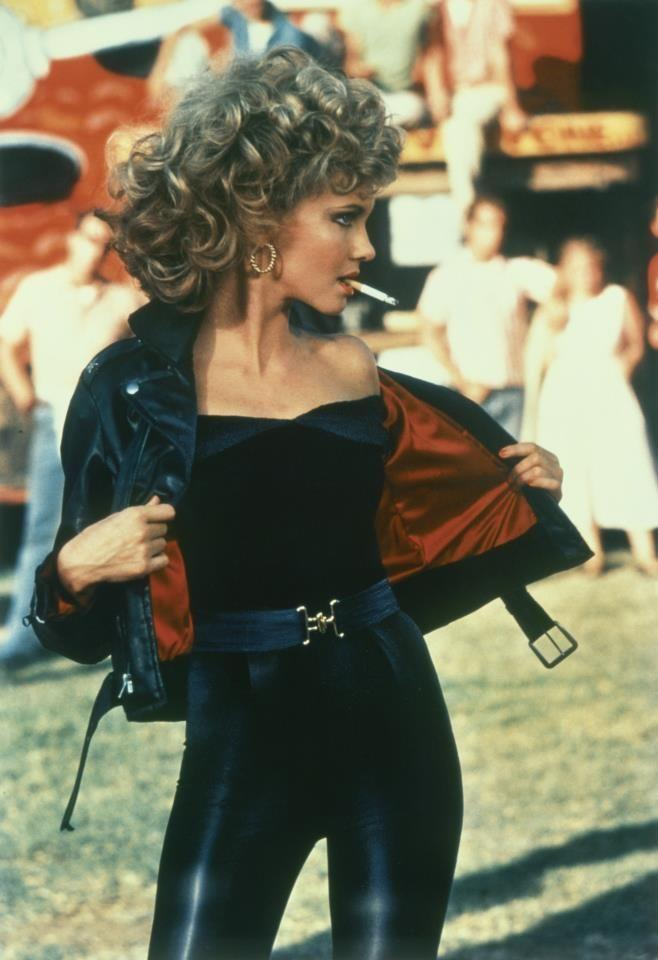"""<p>Sandy from <em>Grease</em> is a Halloween costume staple, and for good reason — it looks great and can usually be thrown together with items you already own. Just pair black leather leggings with a black bustier top and complete the look with a leather jacket. </p><p><a class=""""link rapid-noclick-resp"""" href=""""https://www.amazon.com/Everbellus-Womens-Leather-Waisted-Leggings/dp/B015IO2VYK?tag=syn-yahoo-20&ascsubtag=%5Bartid%7C10070.g.490%5Bsrc%7Cyahoo-us"""" rel=""""nofollow noopener"""" target=""""_blank"""" data-ylk=""""slk:SHOP LEATHER LEGGINGS"""">SHOP LEATHER LEGGINGS</a> </p>"""