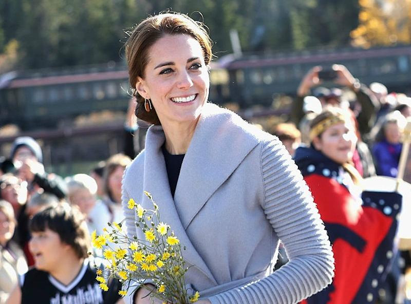 Kate Middletons Olympic Shoe Style Is Golden at Multiple