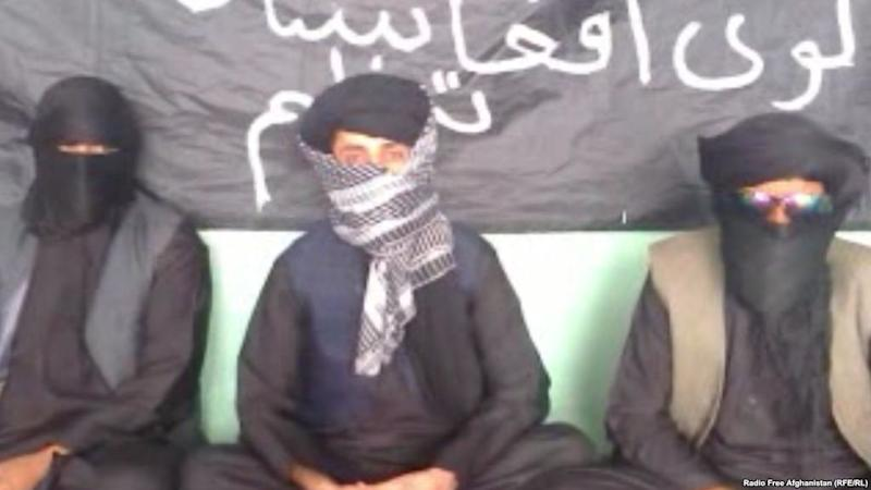 ISIS Fighters Afghanistan
