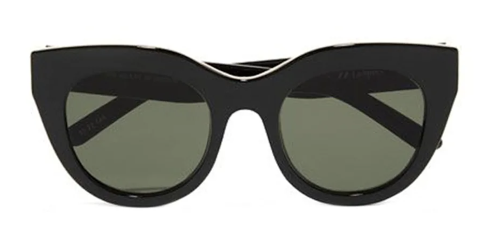 Le Specs Air Heart cat-eye sunglasses