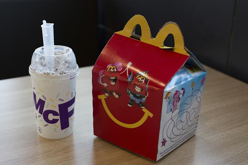 McDonald's Has a New Dollar Menu. Here's What You Can Get for $1