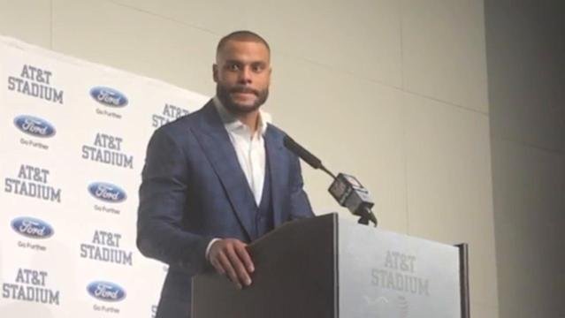Now that Cowboys QB Dak Prescott has proven he can throw, he can't forget to run
