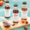 <p>I bet they'll love this<span>Beer-Infused BBQ Sauce</span> ($35).</p>