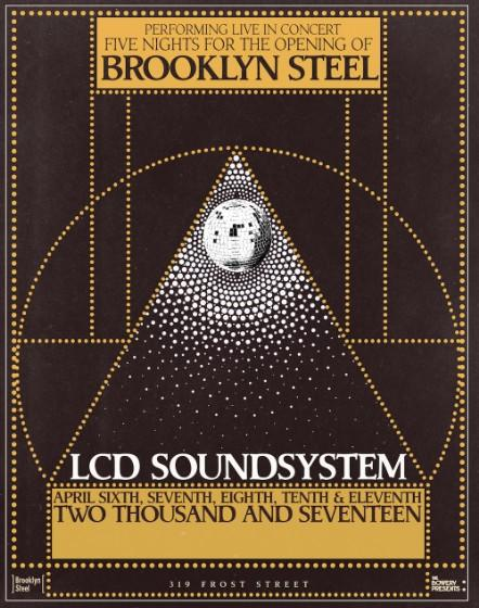 LCD Soundsystem Announce 5 Shows Opening Brooklyn Steel