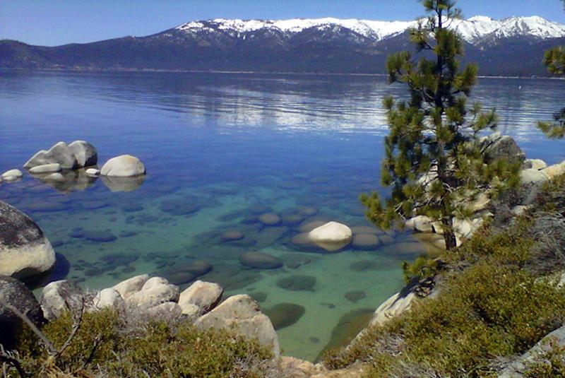 Thousands Gather For Tahoe Summit, Obama Visit