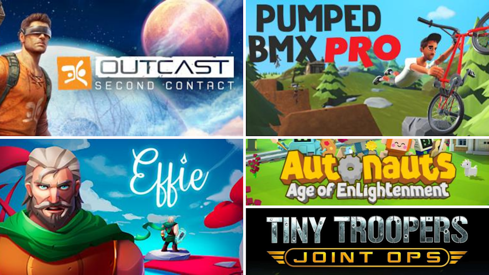 Happy September: Twitch Prime has five top-rated games for free. (Photo: Twitch Prime)