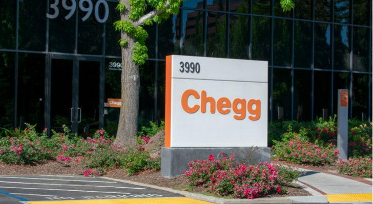 Growth Stocks to Buy for the Long Haul: Chegg (CHGG)