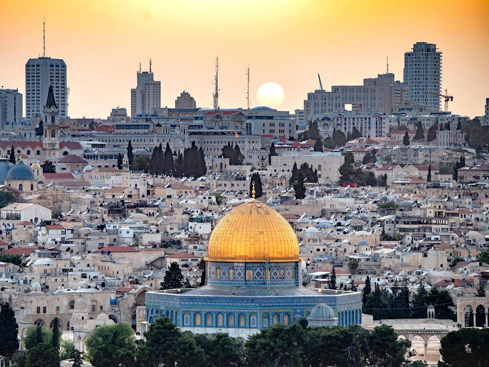 <p>Jerusalem</p> (Getty)