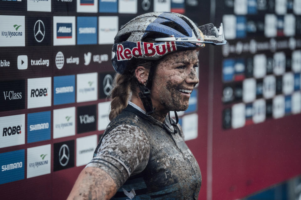 Find out how Evie uses Red Bull in her training and racing by visiting www.redbull.com