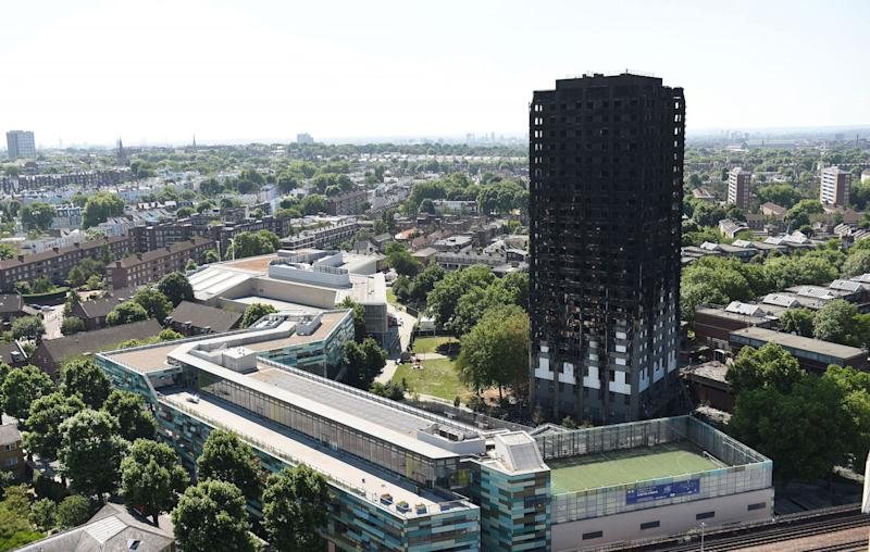 "There were ""serious shortcomings"" and ""systematic"" failures by the London Fire Brigade (LFB) in its response to the Grenfell disaster, according to the official report into the tragedy (Picture: PA)"