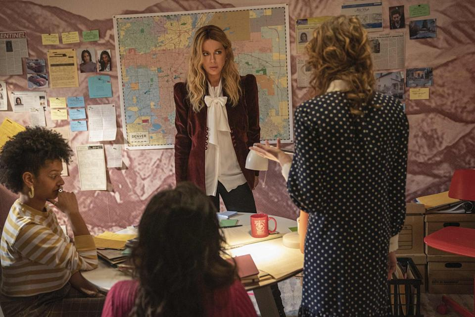 Created byRebecca Addelman, who previously wrote for Netflix's Dead to Me, this show follows Beth Burgess, a discredited journalist who is desperate to salvage her career by latching on to the story of a young mother, who has been sentenced to life in prison for murdering her husband, a crime she claims she did not commit. While trying to discover the truth, Beth finds herself in way over her head as she digs deeper into this case.Starring:Kate Beckinsale, Jules Latimer, Geoff Stults, Tiya Sircar, Laurie Davidson, and moreWhen it premieres:Oct. 14 on Paramount+