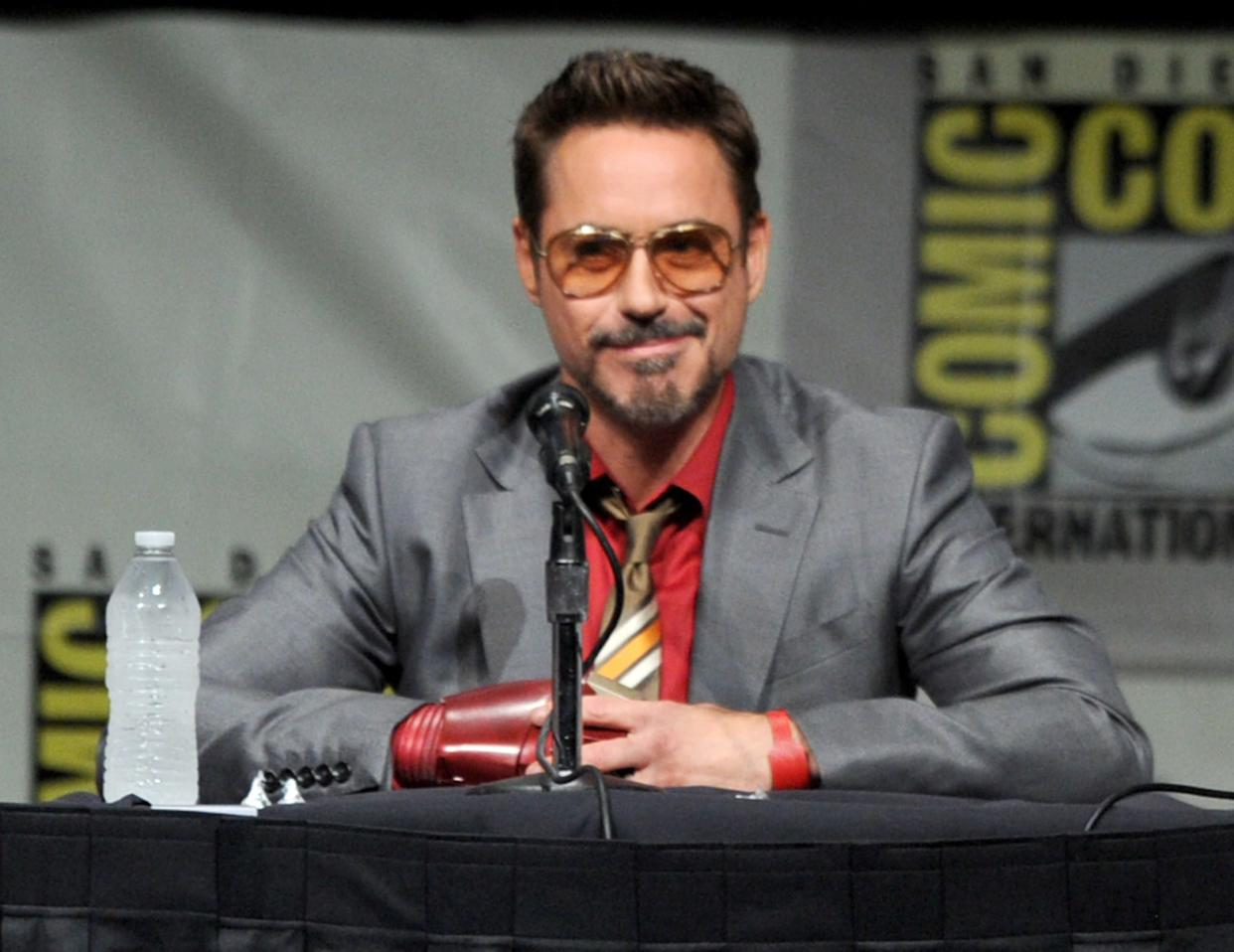 """TMI! """"I was a compulsive, serial masturbator,"""" <a href=""""http://www.popcrunch.com/robert-downey-jr-masturbation-confession/"""" rel=""""nofollow noopener"""" target=""""_blank"""" data-ylk=""""slk:the actor confessed"""" class=""""link rapid-noclick-resp"""">the actor confessed</a>, adding, """"I utilized that organ and rode it for everything it was worth."""""""